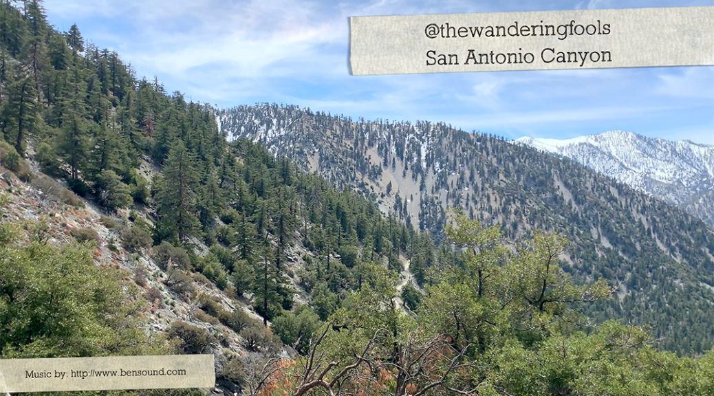 San Antonio Canyon